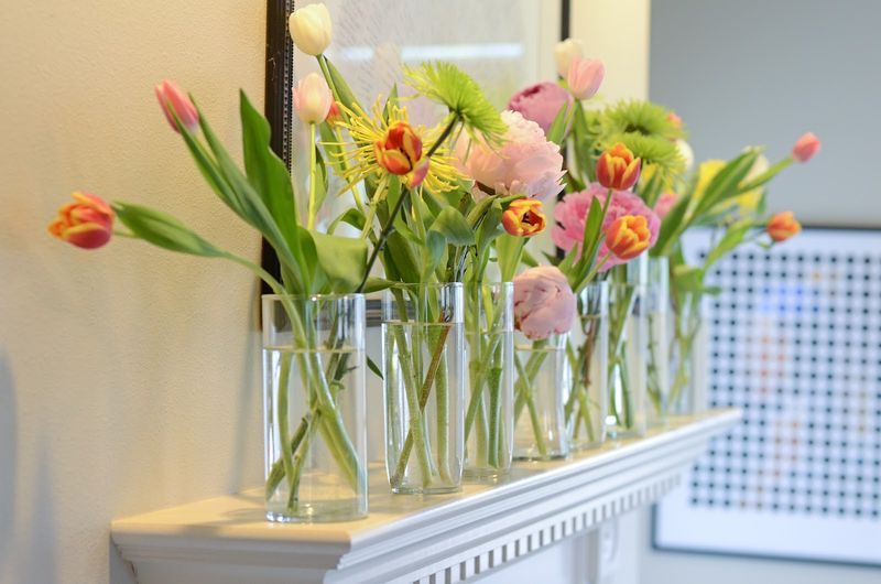 Ideas For Home Decorating With Flowers
