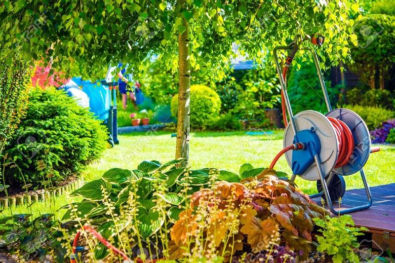 Water-in-the-garden