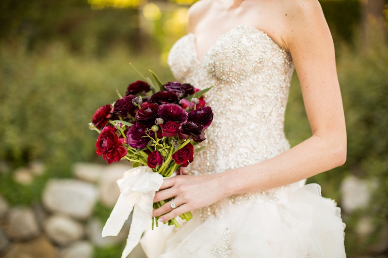 Wedding Bouquet Of The Bride In The Traditions Of Different Countries